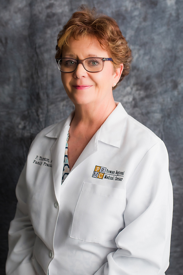 Photo of Peggy M. Thurston, FNP(c)
